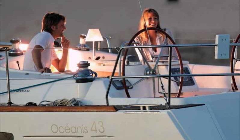 Oceanis 43 lleno