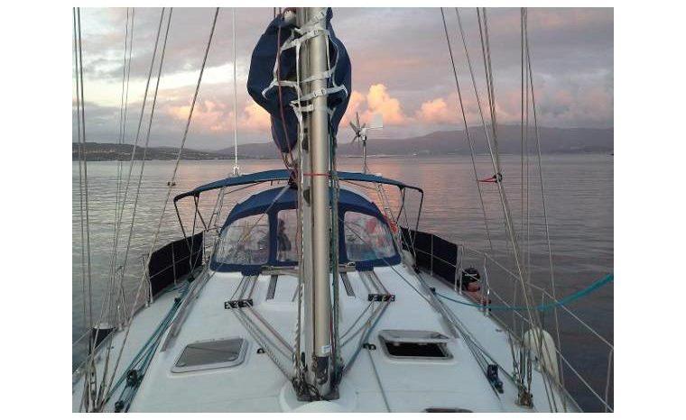 Jeanneau Sun Odyssey 43 lleno