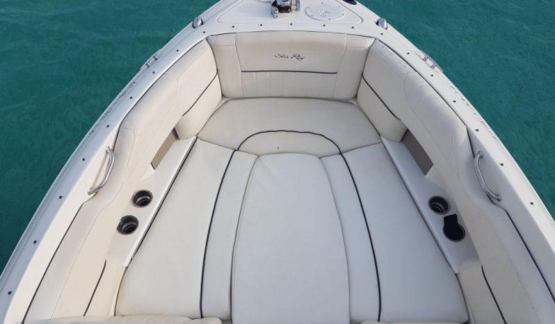 Sea Ray 250 SLX lleno