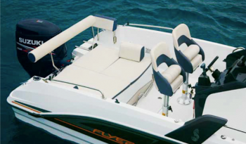 Beneteau Flyer 660 Spacedeck completo