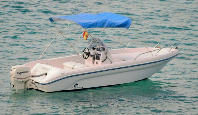 Ranieri Shark 19 lleno